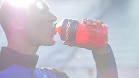 Ashton Eaton + Powerade